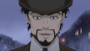 TVアニメ「憂国のモリアーティ」第9話「シャーロック・ホームズの研究 第二幕」