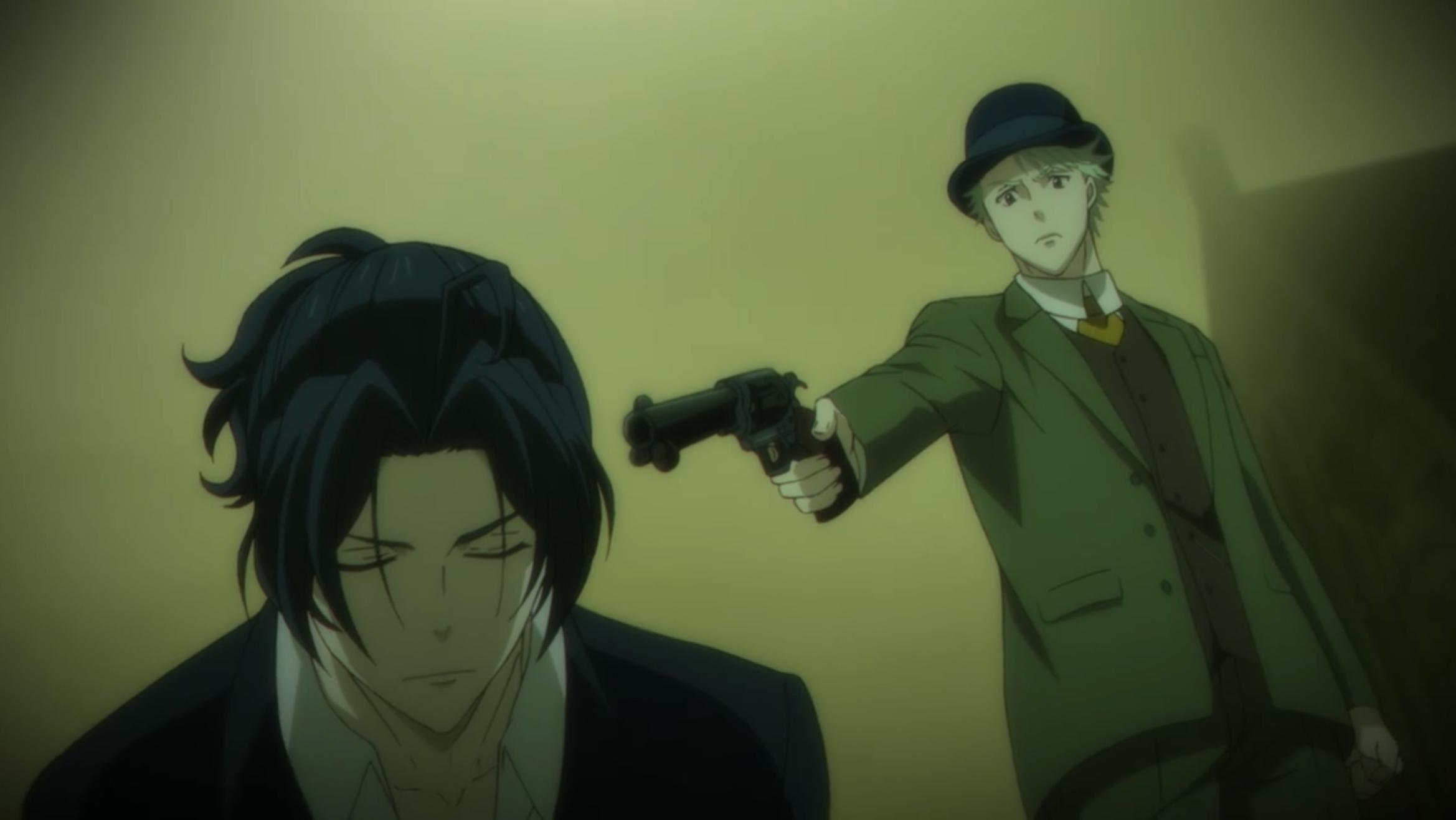 TVアニメ「憂国のモリアーティ」9話感想 シャーロックは濡れ衣をはらすため単独捜査を開始!ウィリアムが仕掛ける取引とは