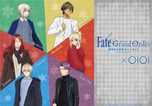 「劇場版 Fate/Grand Order -神聖円卓領域キャメロット- × OIOI」