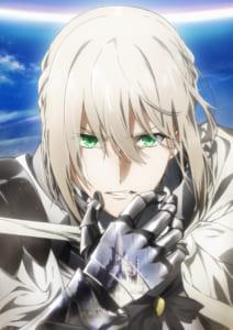「劇場版 Fate/Grand Order -神聖円卓領域キャメロット-』 前編 Wandering; Agateram」キービジュアル