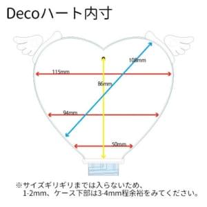 ノンキャラオリジナル Decoハート はじめてのDecoハートセット
