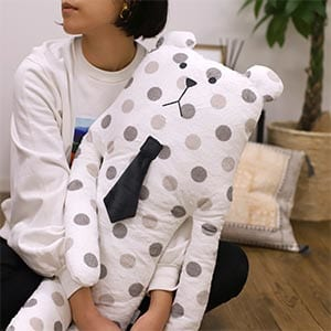 「文豪ストレイドッグス」×「CRAFTHOLIC」抱き枕クッションL