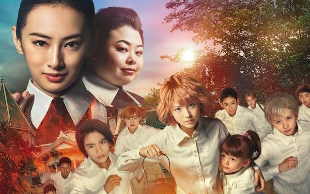 「約ネバオンライン祭り」開催決定!実写映画&アニメのエマ・ノーマン・レイのキャストが夢の共演