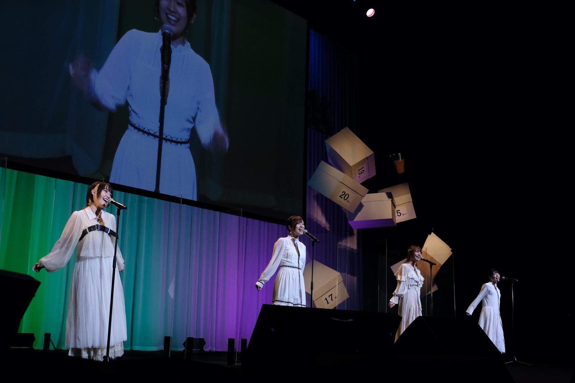 TVアニメ「かくしごと」スペシャルイベント ~こんなイベントやって姫にバレたらどーする!~イベント写真