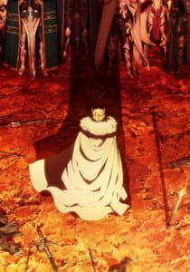 「劇場版 Fate/Grand Order -神聖円卓領域キャメロット- 後編Paladin; Agateram」ティザービジュアル