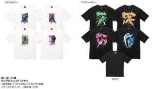 「幽☆遊☆白書」ビッグシルエットTシャツ