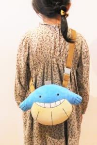 「劇場版ポケットモンスター ココ 肩掛けぬいぐるみバッグ~ホエルコ型水筒~