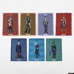 「R4G」×「ディズニー ツイステッドワンダーランド」7Dormitories Blanket