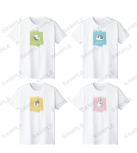 ニャンコ先生Ani-Art 第3弾 Tシャツ(全4種)