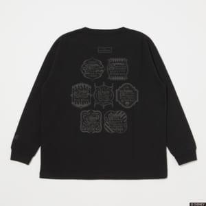 「ディズニー ツイステッドワンダーランド」×「R4G」コラボ第4弾 NIGHT RAVEN COLLEGE L/S(通常販売商品)