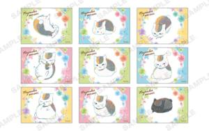 「『夏目友人帳』Ani-Art フェア in アニメイト」イベント限定購入特典「ブロマイド(全9種)」
