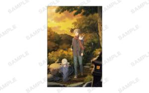 「『夏目友人帳』Ani-Art フェア in アニメイト」劇場連動キャンペーン特典「特製ポストカード」