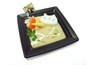 Jupiterの特製 rice on Green curry