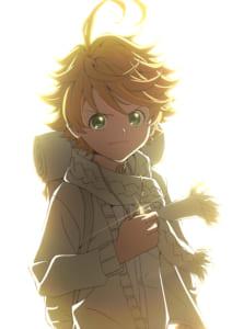 TVアニメ「約束のネバーランド」第2期 ビジュアル