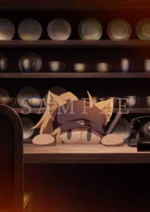 「「Fate/Grand Order」完全新作ショートアニメ」みんなのアイコンを変えるにゃ!キャンペーン景品「非売品クリアファイル」