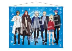 「劇場版 Fate/Grand Order -神聖円卓領域キャメロット- × OIOI」B2タペストリー