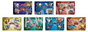 「Chugaionline 2020 Winter fair in マルイ」お買い上げ抽選会「遊☆戯☆王シリーズ」<A賞>アクリルボード(全7種)