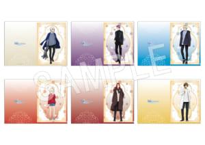 「劇場版 Fate/Grand Order -神聖円卓領域キャメロット- × OIOI」クリアファイル(全6種)