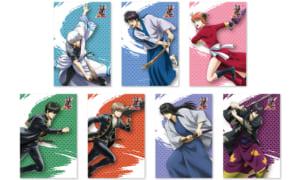劇場アニメ「銀魂 THE FINAL」×「namco」半券ノベルティ オリジナルポストカード