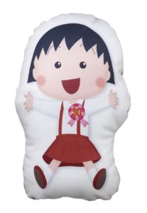 「アニメ化30周年記念企画 ちびまる子ちゃんショップin新宿」ちびまる子ちゃんクッション2,420円