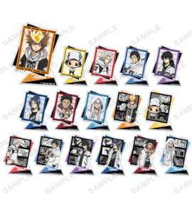 「家庭教師ヒットマンREBORN!」アニメイトフェア 描き下ろしイラスト ストリートver. トレーディングアクリルスタンド(全16種)
