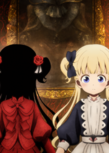 TVアニメ「シャドーハウス」ティザービジュアル