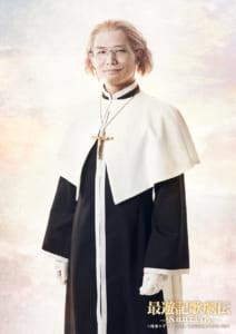 「最遊記歌劇伝-Sunrise-」フィルバート=グロース役・うじすけさん