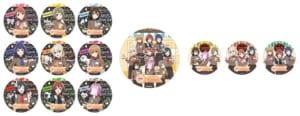 「セガコラボカフェ ラブライブ!虹ヶ咲学園スクールアイドル同好会」注文特典 コースター第1弾