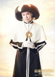 「最遊記歌劇伝-Sunrise-」ヘイゼル=グロース役・法月康平さん