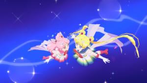 劇場版「美少女戦士セーラームーンEternal」公開記念特別VR映像「VR DREAM・FLIGHT」場面カット