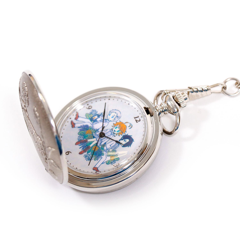 「約束のネバーランド」×「3COINS」懐中時計