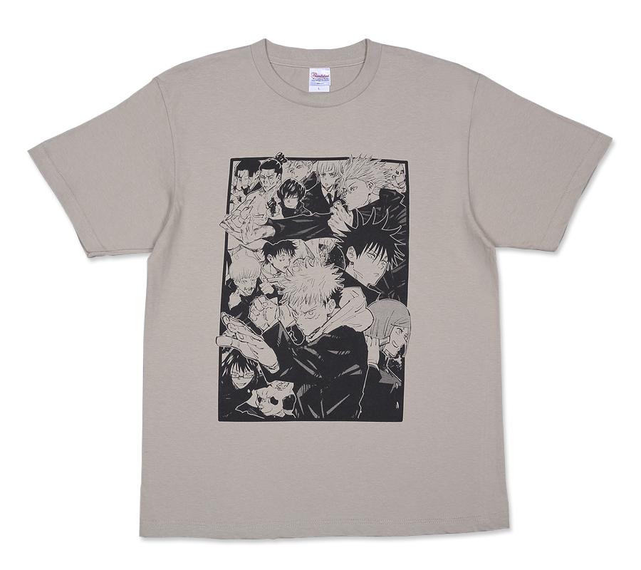 『呪術廻戦』Tシャツ 呪術師
