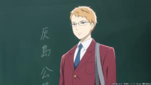 TVアニメ「2.43清陰高校男子バレー部」第1話「少年ユニチカ」場面カット