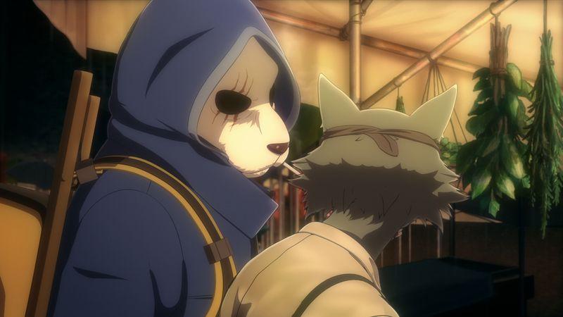 TVアニメ「BEASTARS」第2期・第16話先行カット