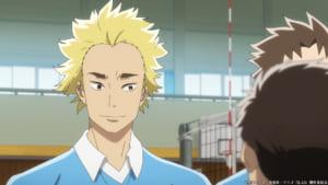 TVアニメ「2.43清陰高校男子バレー部」第3話「犬の目線とキリンの目線」場面カット3