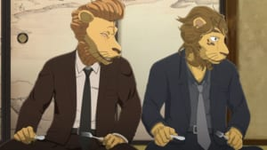 TVアニメ「BEASTARS」第2期・第16話 先行カット
