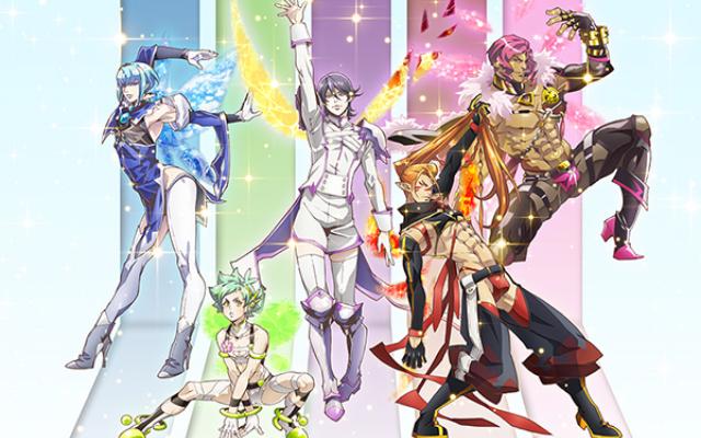 TVアニメ「Fairy蘭丸~あなたの心お助けします~」キービジュアル&PV解禁!キャストはフレッシュ声優5名が抜擢