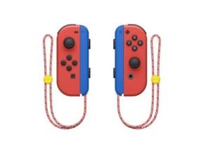 「Nintendo Switch マリオレッド×ブルー セット」Joy-Con(L)/(R)(特別デザイン)