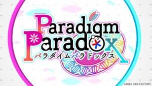 「Paradigm Paradox」