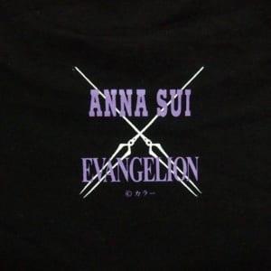 エヴァンゲリオン×ANNA SUI Tシャツ