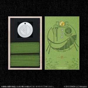 刀剣乱舞-ONLINE-×日本香堂 お香-陸-