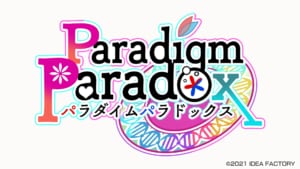 「オトメイト」の最新作Nintendo Switch「Paradigm Paradox(パラツー)」ロゴ