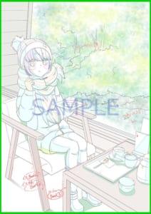 「ゆるキャン△ SEASON2」 Blu-ray&DVD店舗別特典・アニメイト