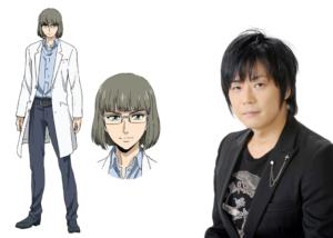 Netflixオリジナルアニメシリーズ「天空侵犯」青原和真役・遊佐浩二さん