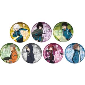 「BORDER TOKYO STATION支部」東京駅先行商品コレクション缶バッジ