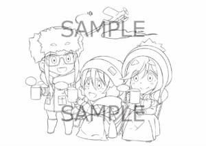 「ゆるキャン△ SEASON2」 Blu-ray&DVD店舗別特典・セブンネットショッピング