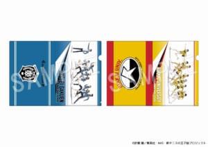 「新テニスの王子様 氷帝vs立海 Game of Future 公開記念 POP UP SHOP@ OIOI ~Dash & Work experience~」クリアファイル ダッシュ 氷帝/立海