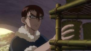 TVアニメ「Dr.STONE」第2期 第1話「STONE WARS BEGINNING」先行カット