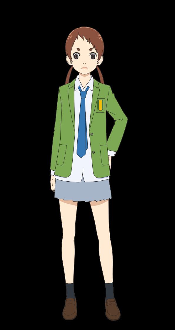 TVアニメ「さよなら私のクラマー」 曽志崎緑(CV.悠木碧さん)