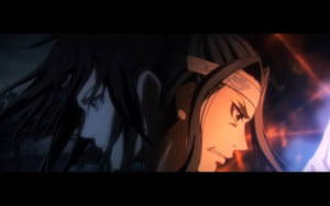 TVアニメ「魔道祖師」前塵編オープニングムービー【CIVILIAN「千夜想歌」】